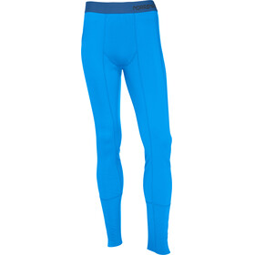 Norrøna M's Wool Longs Signal Blue